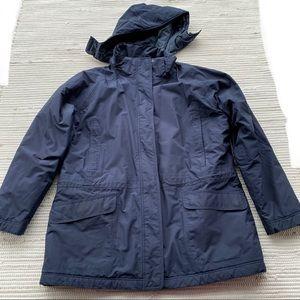 L.L. Bean All Weatherproof Winter Coat XL